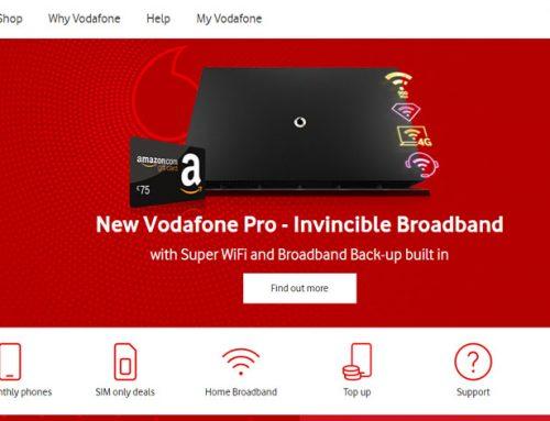 Vodafone Big Value Bundles Plan & Details 2021