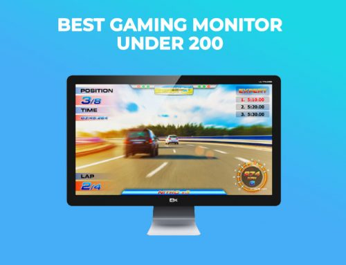 Best Gaming Monitor Under 200 Guide 2021