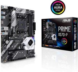 4. ASUS Prime X570-P Ryzen 3