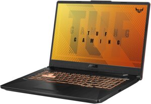 3. ASUS TUF Gaming F17 Gaming Laptop