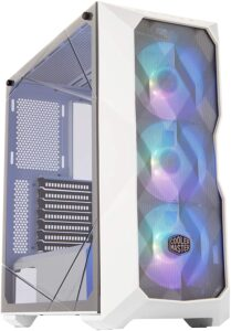 1. Cooler Master MasterBox TD500 ( Mid-Tower )