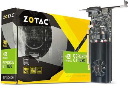 2. ZOTAC GT 1030 ( 2GB Graphic Card )